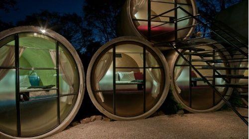 Casas de Tubos de Betão – Inovar e descobrir