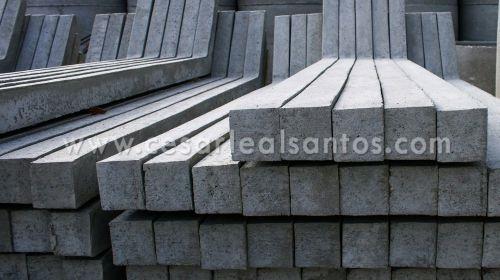 Pilares Curvos de Betão